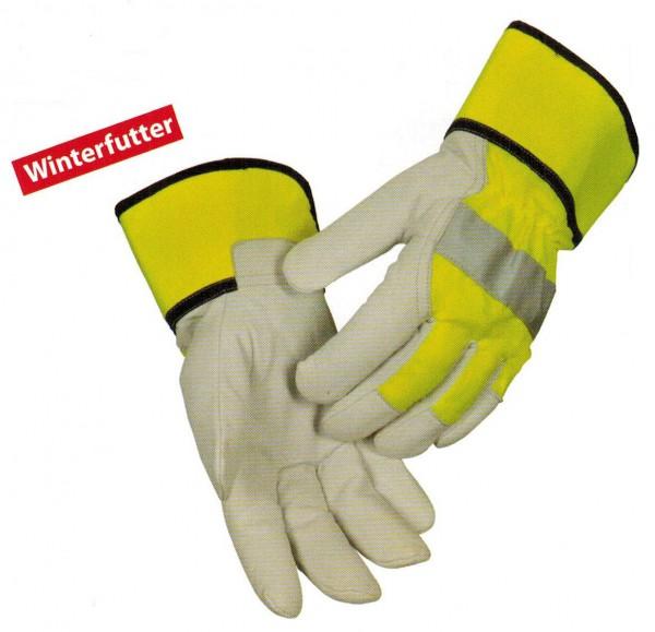 arbeit-winter-leder-ziegenvollleder-leuchtgelber-handruecken-reflexstreifen-gefuettert-handschuhe-hsw90994