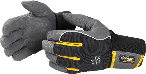 arbeit-winter-handgelenksunterstuetzung-microthan -polyester-acryl-gefuettert-klettverschluss-silikonfrei-chromfrei-wasserabweisende-membrane-reflektoren-handschuhe-hsw90712