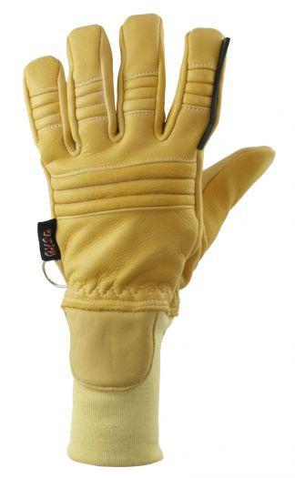 feuerwehr-brandbekaempfung-feuerwehrhandschuhe-elchleder-handschuhe-elchlederhandschuhe-hydrophobiert-rindnappaleder-innenfutter-kevlar-flammfest-insert-porelle-pu-membrane-strickbund-klettverschluss-visierwischer-hsw91895