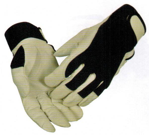 arbeit-leder-ziegenleder-natur-schwarz-spandex-handruecken-klettverschluss-handschuhe-hsw90974