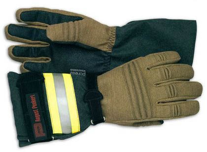 feuerwehrhandschuhe-kevlar-flammfest-hitzeschutz-schnittschutz-pbi-gold-silikon-carbon-beschichtung-porelle-naessesperre-reflexstreifen-august-penkert-fire-devil-911-x-treme-hsw91576