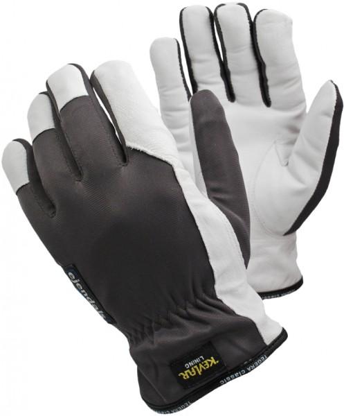 arbeit-schnittschutz-ziegennarbenleder-nylon-kevlar-gummizug-handschuhe-hsw90799