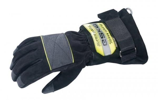 feuerwehr-brandbekaempfung-feuerwehrhandschuhe-innenangriff-multi-block-leder-gore-tex-insert-silberfaden-kevlar-strick-wasserdicht-baumwollstoff-reflexstreifen-handschuhe-hsw91442