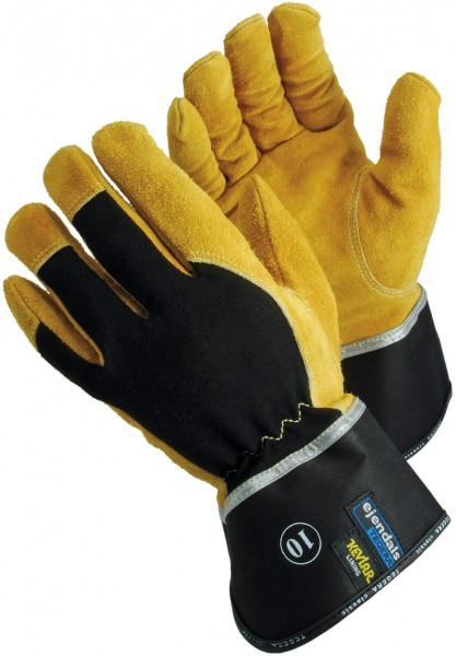 arbeit-rindsspaltleder-schnittschutz-kevlarfutter-baumwolle-reflektoren-gummizug-handschuhe-hsw90617