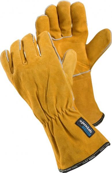 arbeit-schweisser-hitzeschutz-rindsspaltleder-baumwolle-gummizug-kevlar-stulpe-handschuhe-hsw90678