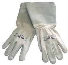 arbeit-leder-schweisser-ziegenleder-lange-stulpe-ungefuettert-sehr-strapazierfaehig-kevlarfaden-handschuhe-hsw91023