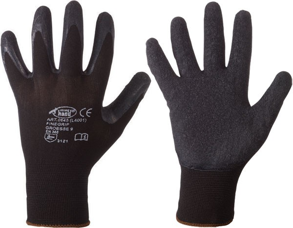 arbeitshandschuhe-arbeit-handschuhe-strong-hand-finegrip-0520-0645-nylon-latex-beschichtung-feinstrick-nahtlos