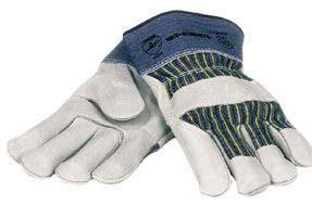 arbeit-leder-rindvollleder-natur-gestreifter-textilruecken-gummierte-stulpe-gefuettert-handschuhe-hsw