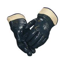 arbeit-baumwolle-nitrilbeschichtung-stulpe-arbeitshandschuhe-stoffhandschuhe-strickhandschuhe-hsw91306-ox-on-azur