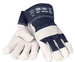 arbeit-leder-rindvollleder-natur-blauer-textilruecken-gummierte-stulpe-gefuettert-handschuhe-hsw