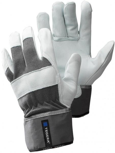 arbeit-ziegennarbenleder-baumwolle-reflektoren-gummizug-allround-handschuhe-hsw90594