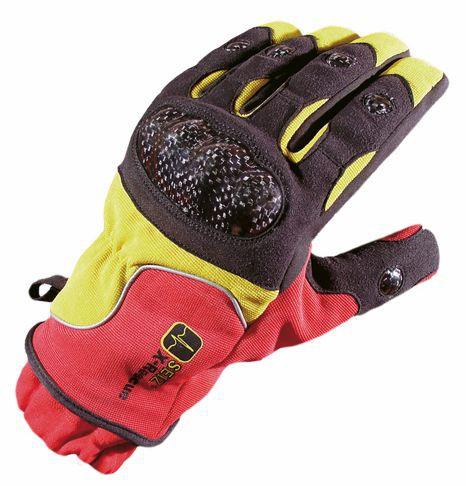 feuerwehr-thl-technische-hilfeleistung-rettungshandschuh-soft-shell-silikon-amara-leder-nylon-carbon-kevlar-stulpe-splitterschutz-schlaufe-atmungsaktiv-wasserdicht-handschuhe-hsw90942