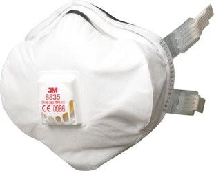 3M™ Atemschutzmaske 8835 ABVERKAUF